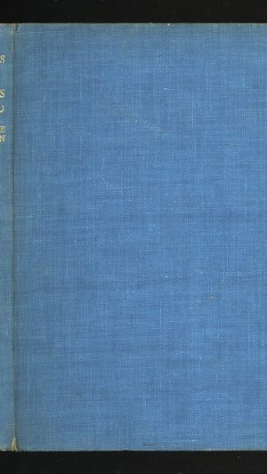 Back Words and Fore Words. An Author's Year-Book 1893-1945 A Selection in Chronological Order from the Plays, Poems, & Prose Writtings of Laurence Houseman