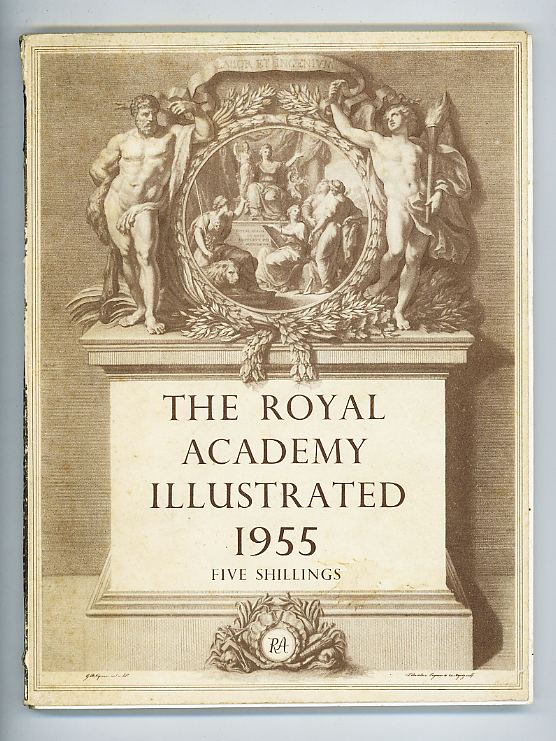The Royal Academy Illustrated 1955