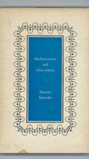 Mediterranean and Other Poems