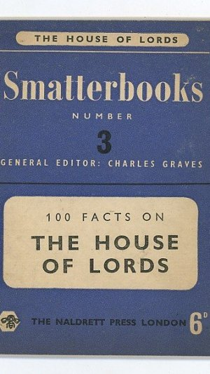 100 Facts on the House of Lords