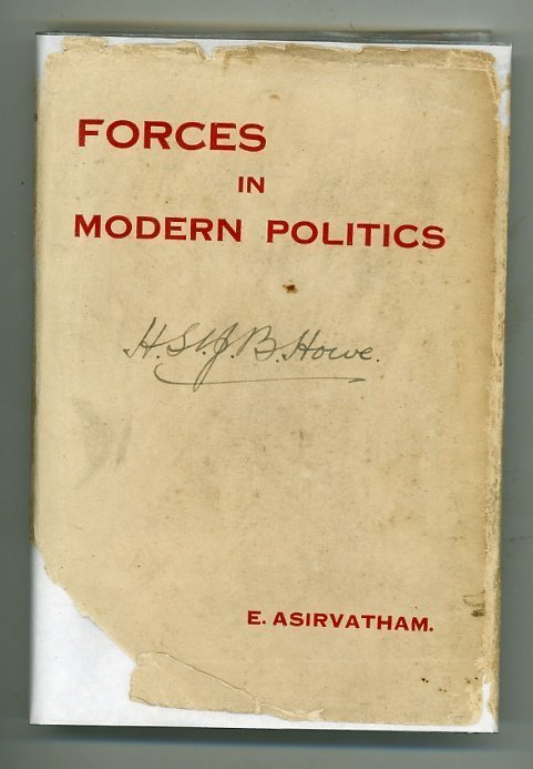 Forces in Modern Politics