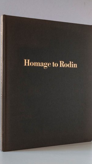 Homage to Rodin. Collection of B. Gerald Cantor