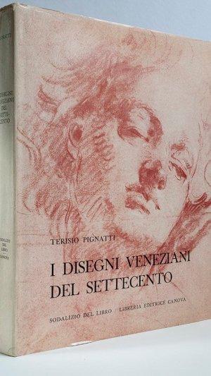 I Disegni Veneziani Del Settecento