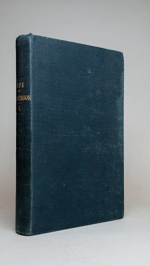 The Life of Samuel Johnson, LL. D. comprehending An Account of His Studies, and Numerous Works, in Chronological Order; A Series of His Epistolary Correspondence, and Conversations with Many Eminent Persons; Volume I