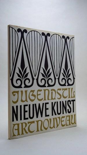 Nieuwe Kunst Rond 1900: de Nederlandse toegepaste kunst en architectuur van 1885 tot 1910