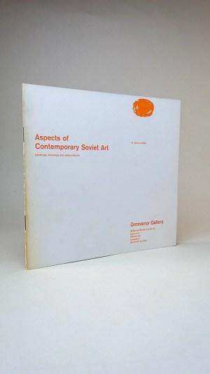 Aspects of Contemporary Soviet Art