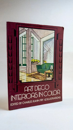Art Deco Interiors in Color