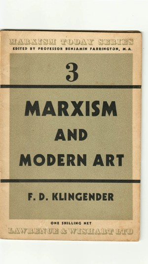Marxism and Modern Art: An Approach to Social Realism