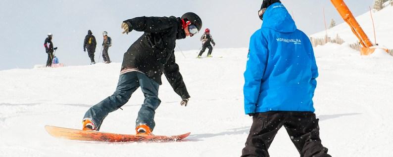 Grandvalira Snowboarding