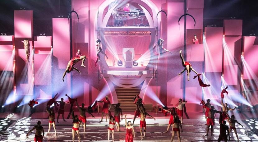 Cirque de Soleil - Andorra
