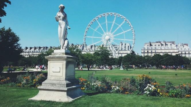 Jardins des Tuileries