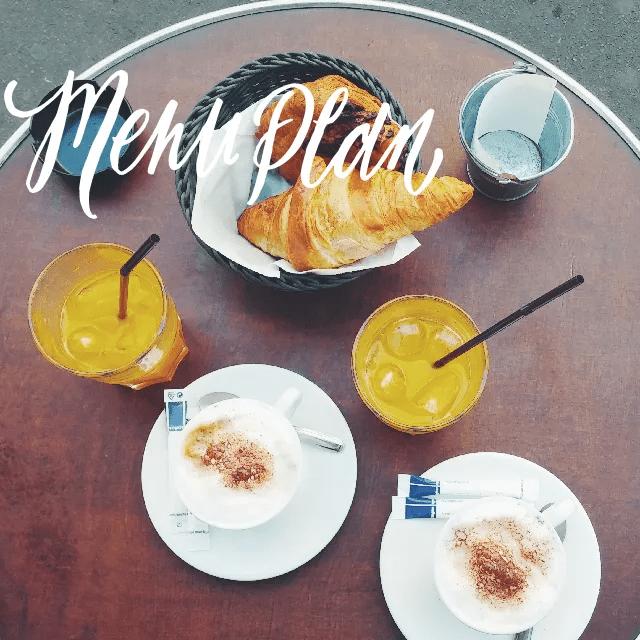 Petit-déjeuner à Paris
