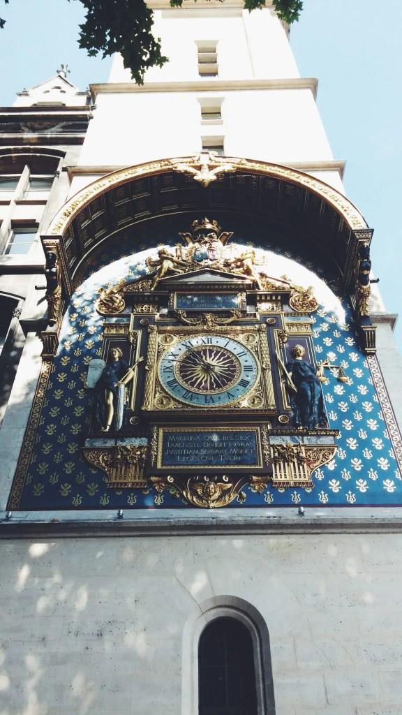 Orologio Parigi