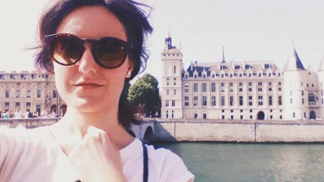 Selfie con Conciergerie