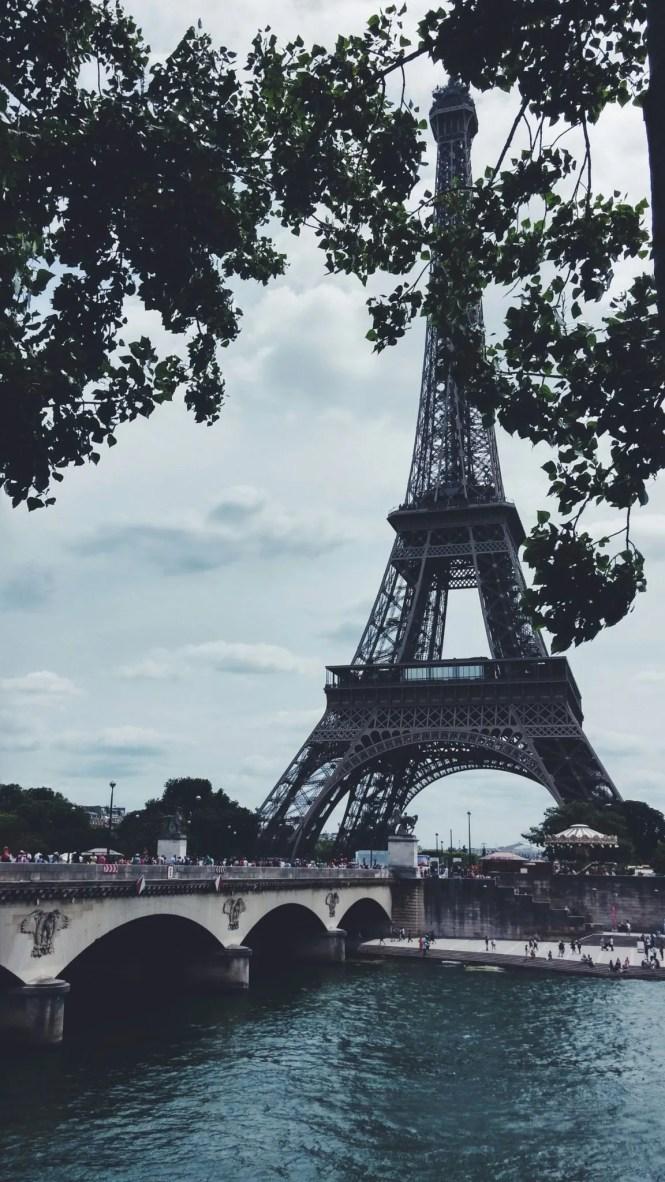 Tour Eiffel guida parigi in 2 giorni