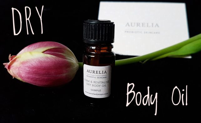 Aurelia Dry Body Oil