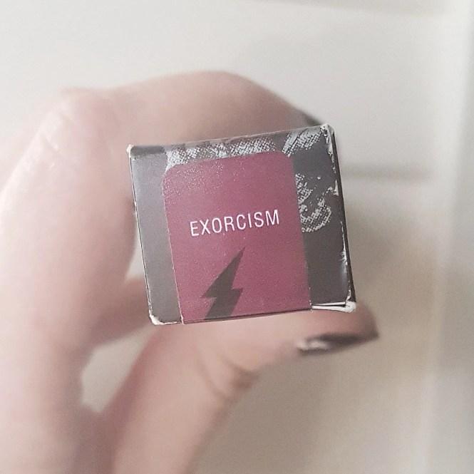 Kat Von D Liquid Lipstick Exorcism