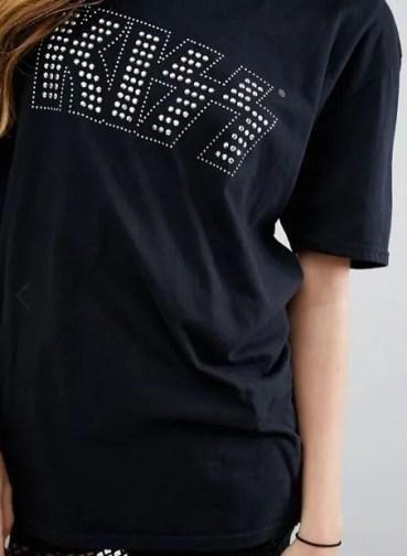 Asos Kiss Tshirt