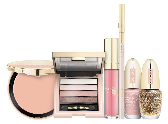 Pupa PINK MUSE COLLECTION