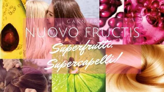 Garnier Fructis Superfrutti
