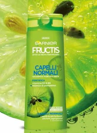 Shampoo Garnier Fructis Capelli Normali