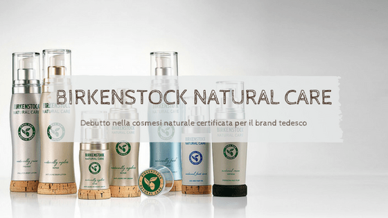 Birkenstock Natural Care