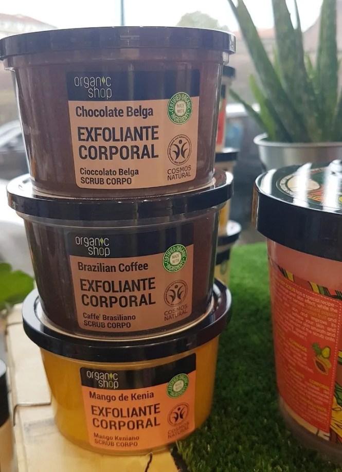 Scrub Organic Shop