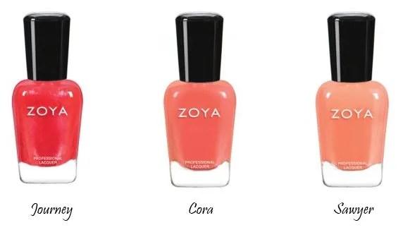 Zoya Wanderlust Collection