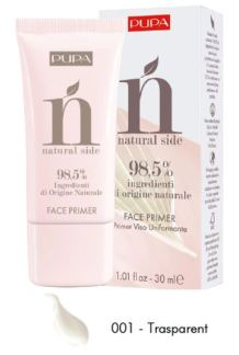Pupa Natural Side Primer