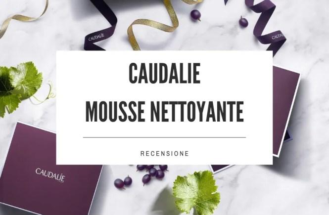 Review Caudalie Mousse Nettoyante Fleurs De Vigne