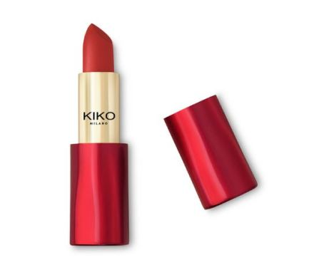 Rossetto rosso KIKO Magical Holiday True Red