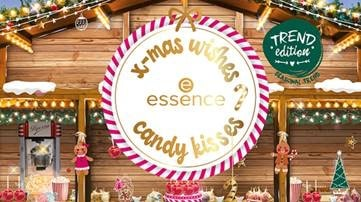 essence natale 2020 xmas wishes candy kisses collezione