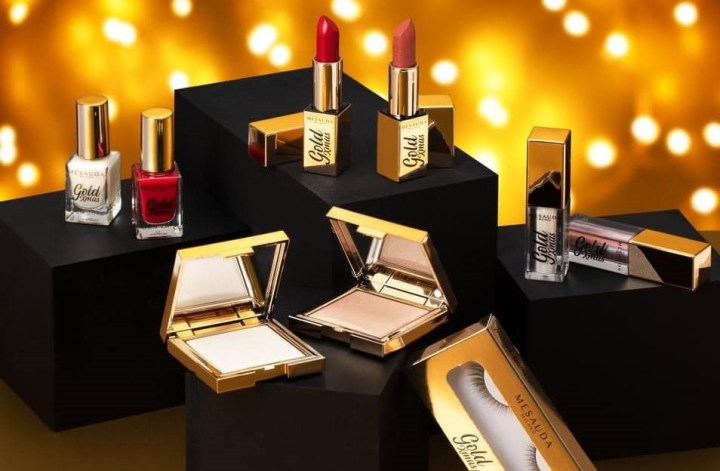 mesauda natale 2020 gold xmas collection