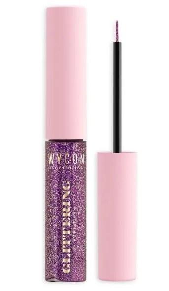 wycon eyeliner glittering natale