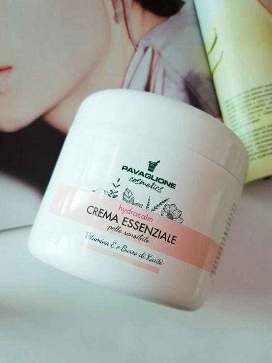 pavaglione cosmetics crema corpo essenziale