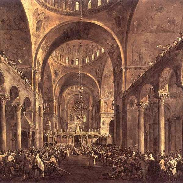 A Music State Chapel: The St. Mark's Basilica