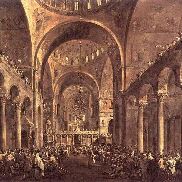 Una Cappella Musicale di Stato: La Basilica di San Marco
