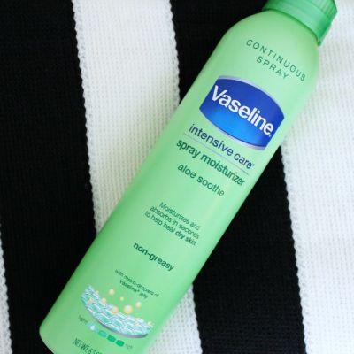 Summer Essential: Vaseline + Giveaway