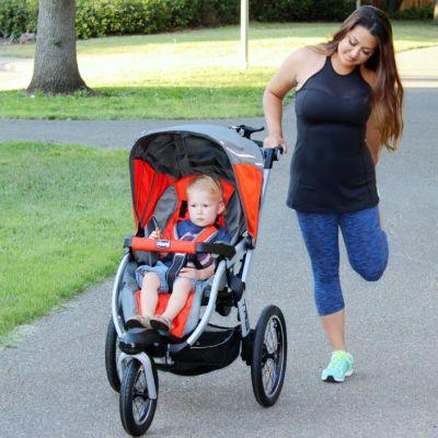 Chicco Tre Jogging Stroller