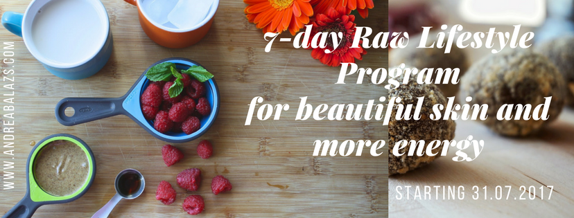 7-day raw cleanse