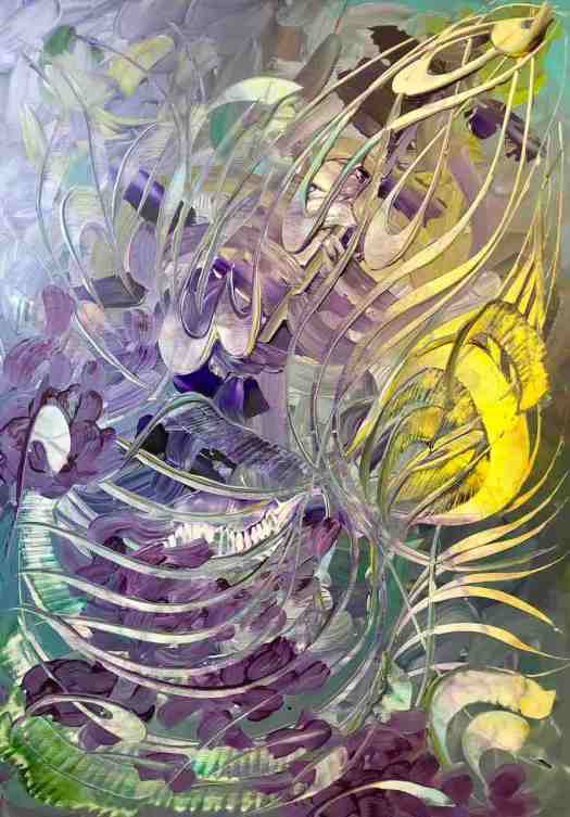 Andrea Bellocchio painting