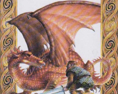 cacciatore draghi bindella vita fantasy nuovo nemico compagno ideale
