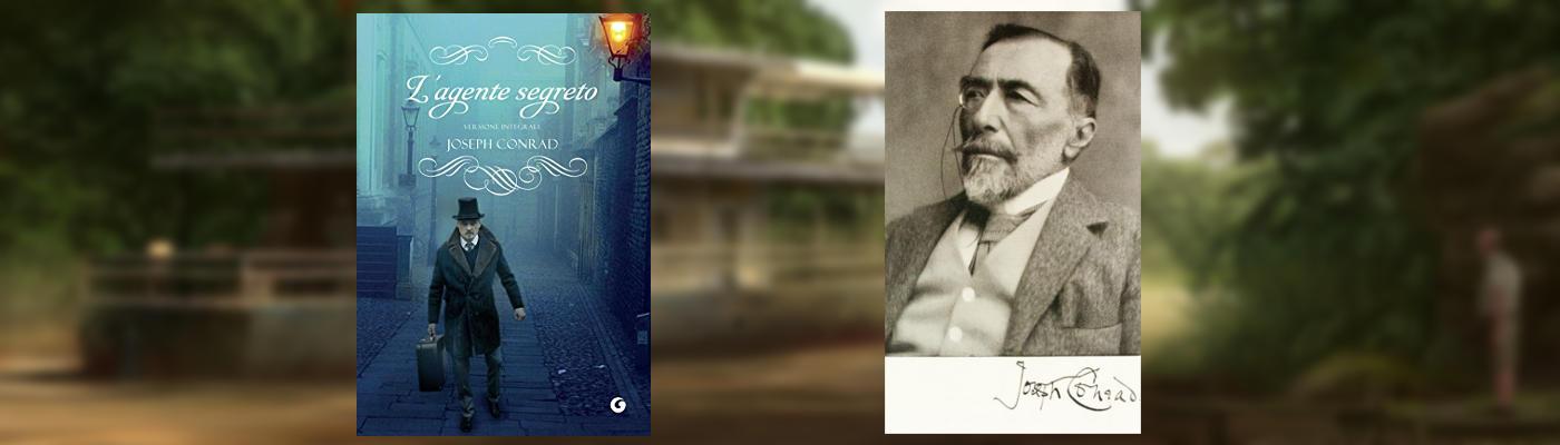 andrea bindella thriller ritorno dall'inferno gioco pericoloso un nuovo nemico giallo L'agente segreto Joseph Conrad