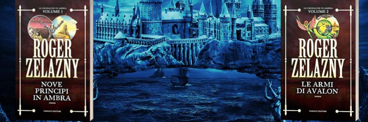 cronache di ambra nove princi armi avalon roger zelazny fantasy blog andrea bindella autore