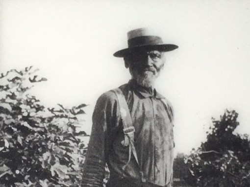 Alfred Jackson remained at the Hermitage after emancipation and was the first tour guide when the plantation was converted to a museum.