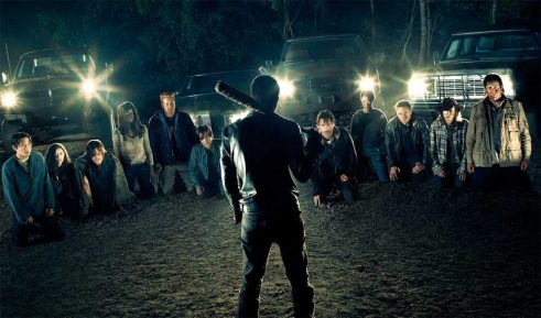 The Walking Dead, season seven.