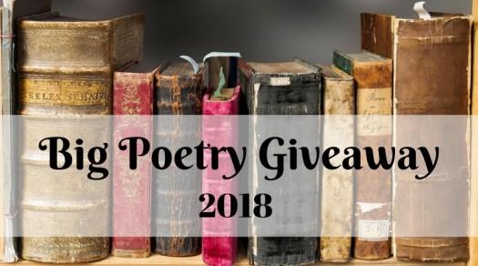 Big Poetry Giveaway 2018