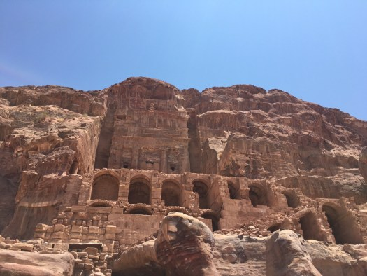 Petra – the Royal Tombs