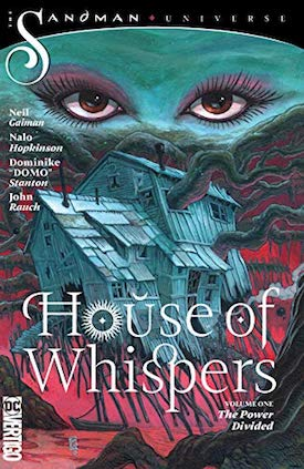 house of whispers by nalo hopkinson
