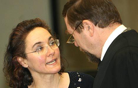 Una visita in carcere a Sylvia Stolz